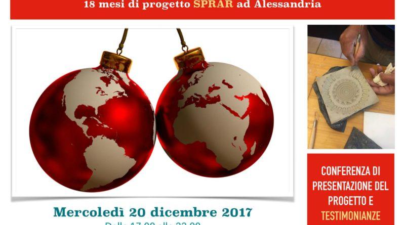 Let's SPRARty! Mercoledì la festa di Natale in Casa di Quartiere
