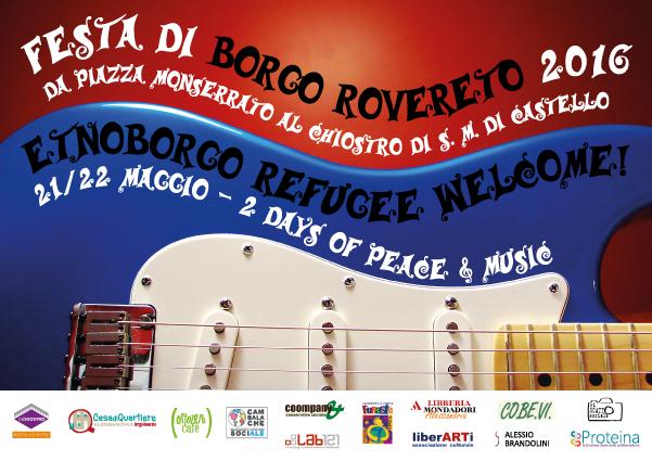Festa Etnoborgo Rovereto