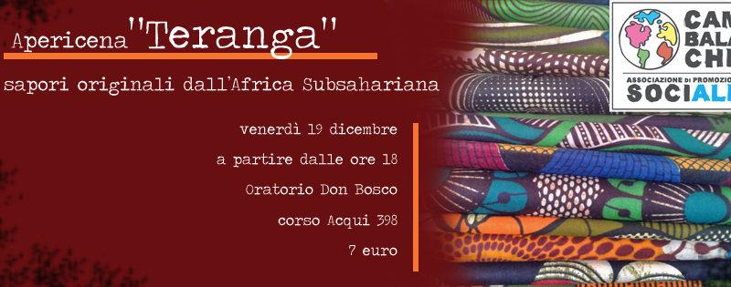 """""""Teranga""""_Sapori originali dall'Africa Subsahariana"""