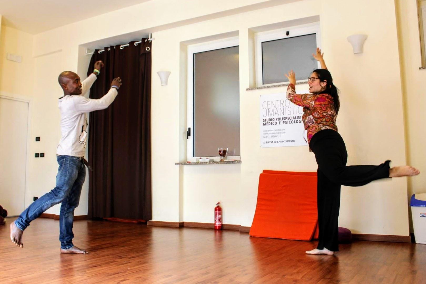 Skill Me UP! Espressività e corsa: lavorare sul corpo per affrontare il trauma