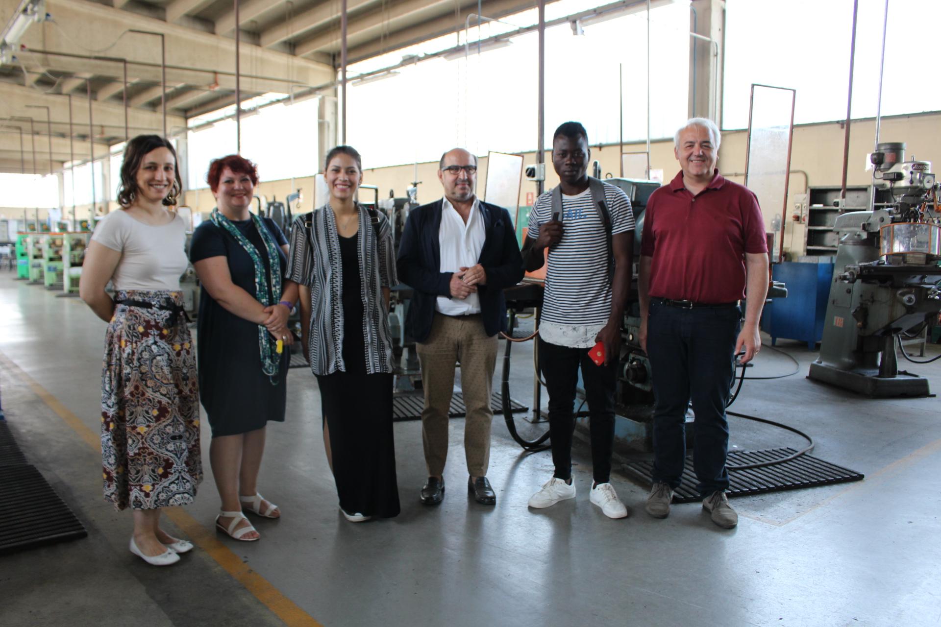 """Dopo i saldatori, ora i meccanici: al via il progetto """"In Pista"""" in collaborazione con CNOS-FAP"""