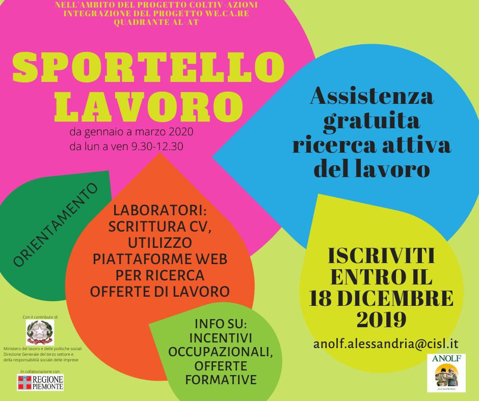 Al via Coltiv-azioni, per rafforzare la rete sul territorio a favore dell'accesso al lavoro
