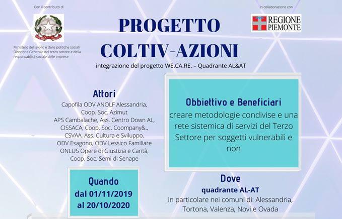 Coltiv-Azioni – una rete per la ricerca del lavoro e l'inclusione professionale