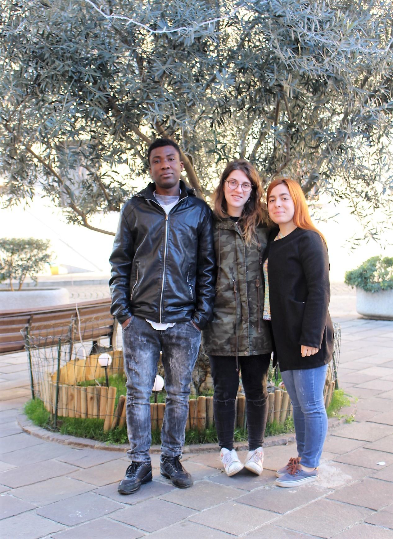 I nuovi volontari del Servizio Civile, scambio e crescita grazie a Dream Team
