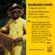 Le storie di Bee My Job: Mamadou fuggito dalla guerra ora lavora con le api