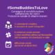 Some Buddies To Love: una campagna di valore sull'adozione